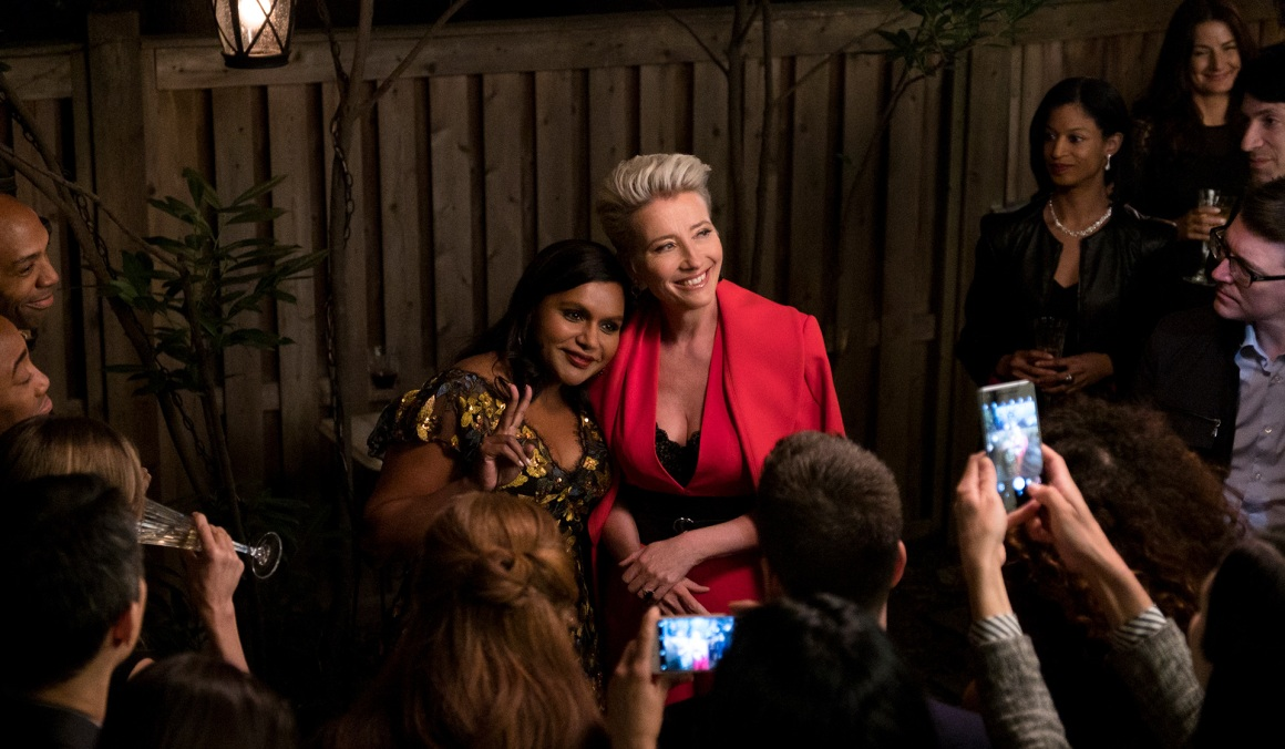 Late Night leads Emma Thompson and Mindy Kaling