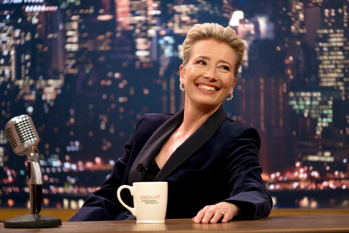 Late Night lead Emma Thompson