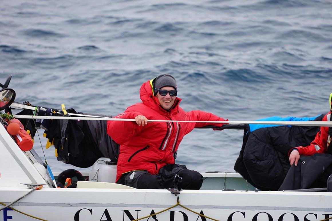 Colin O'Brady Canada Goose Impossible Row