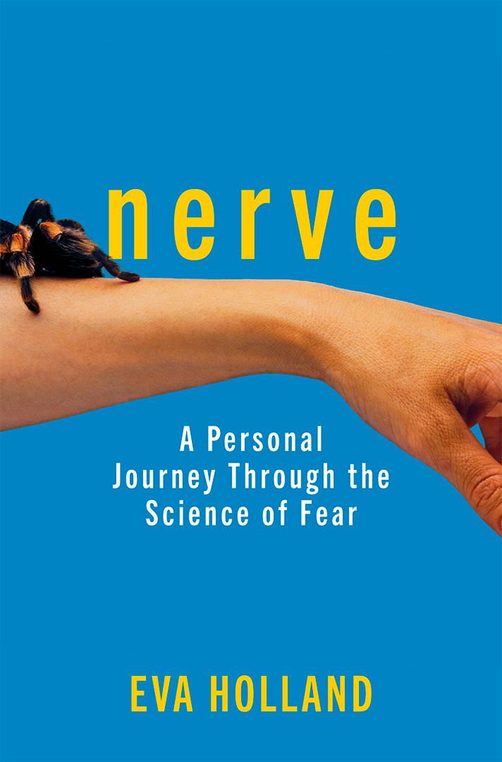 Eva Holland Nerve book cover