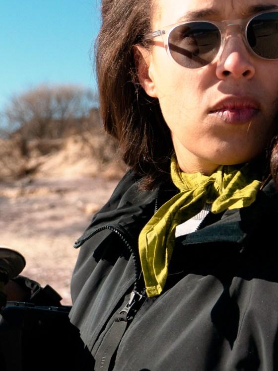 Cinematographer Mia Cioffi Henry