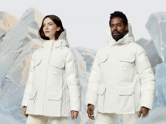 Standard Expedition Parka from Canada Goose