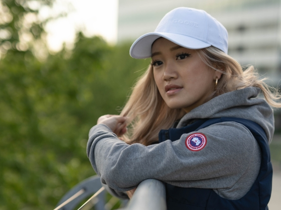Athleisure Summer Trends from Canada Goose