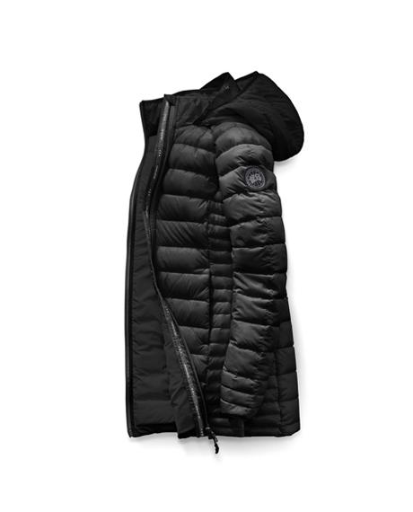 Shop Brookvale Hooded Mantel Black Label