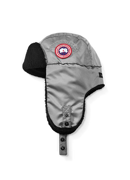 Shearling Pilot Hat x OVO (M)