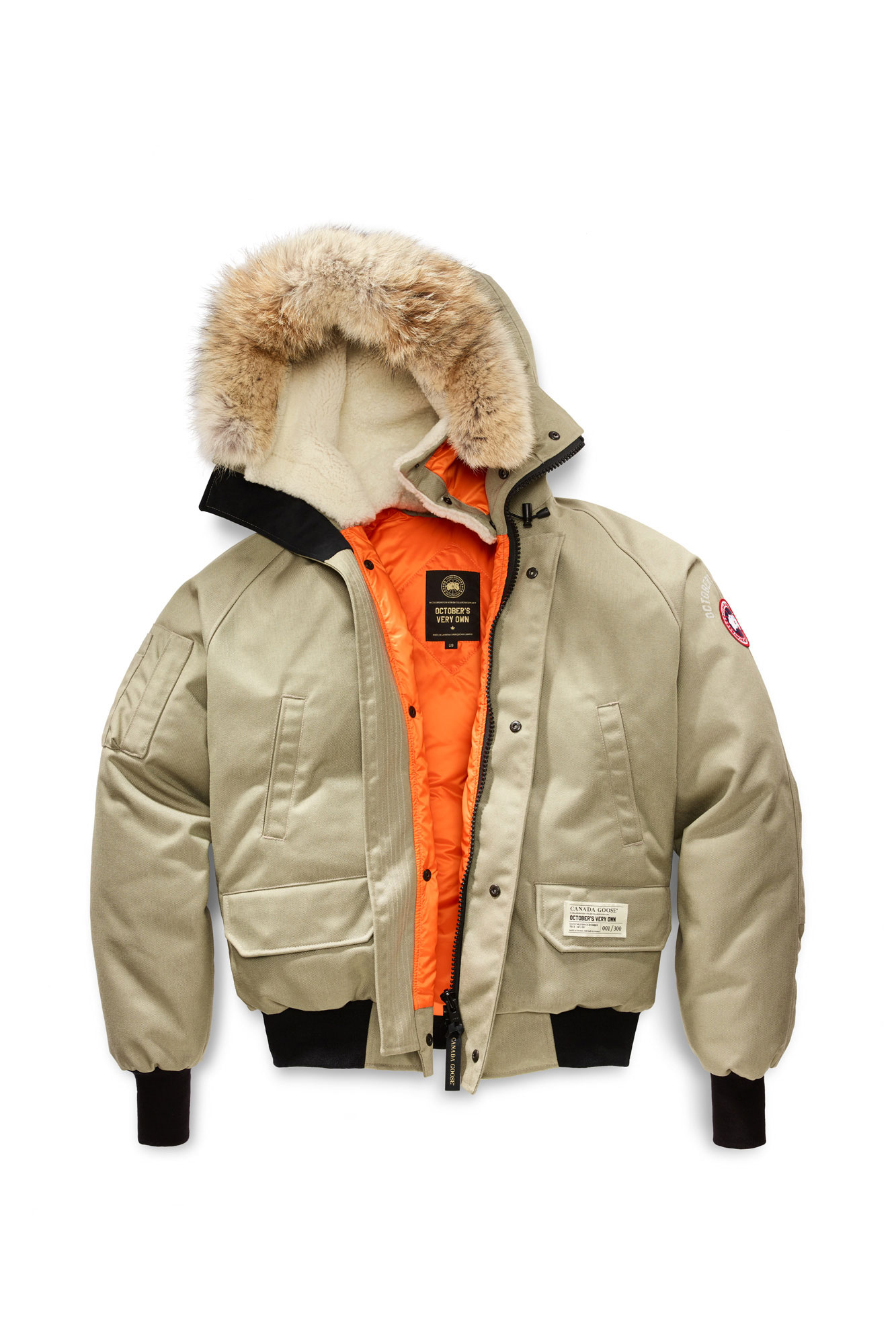 Men's OVO Chilliwack Bomber 2016