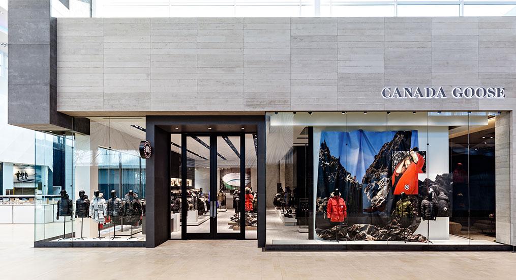 canada goose shop online
