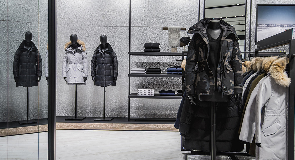canada goose london opening hours