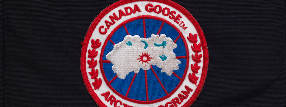 site canada goose officiel