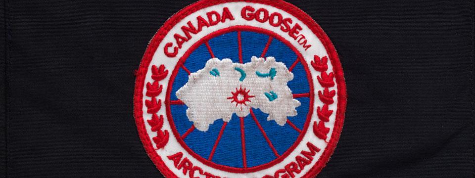 canada goose retailer online